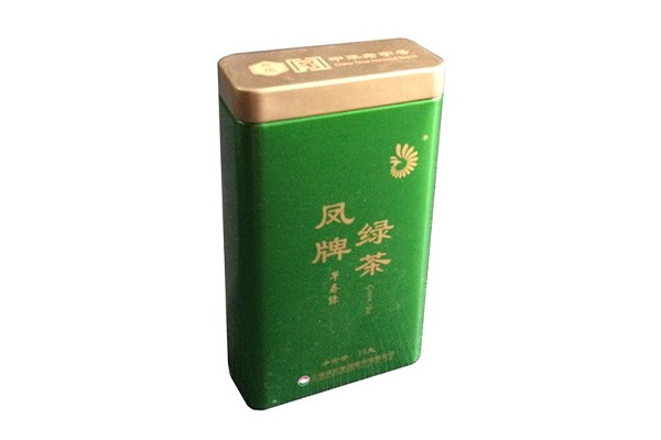 Tea Tin Box Manufact