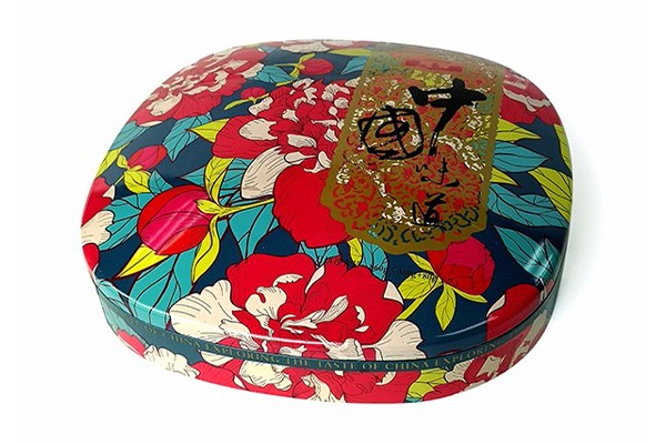 MOON CAKE TIN BOX